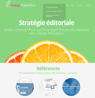 Orange Médiatique